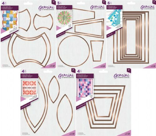 Gemini - Multi Media - Patchwork Dies